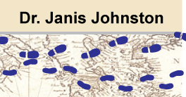 About Dr. Janis Johnston